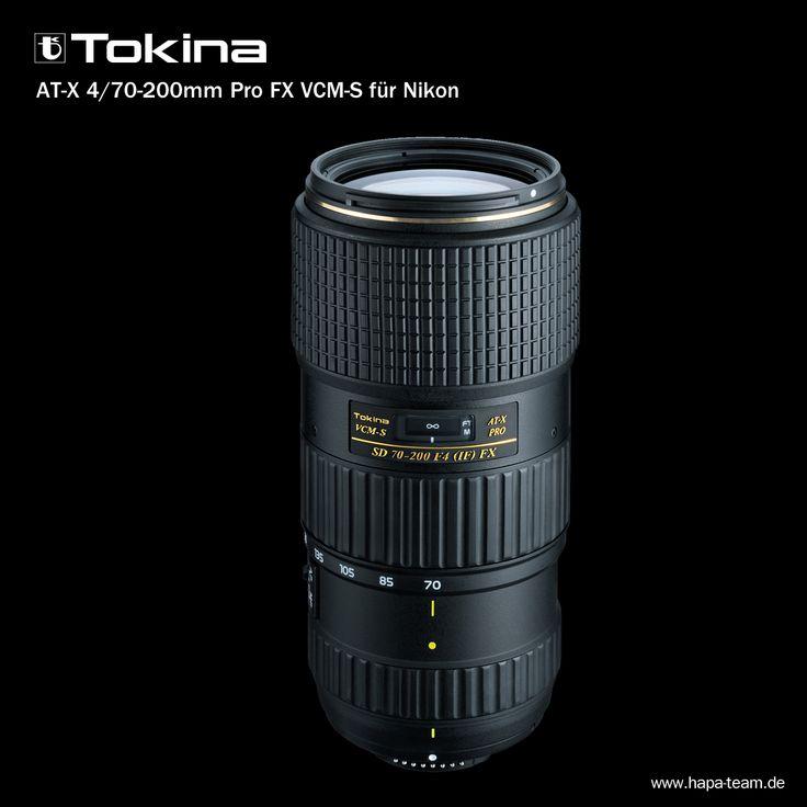 Tokina AT-X 4/70-200mm Pro FX VCM-S für Nikon