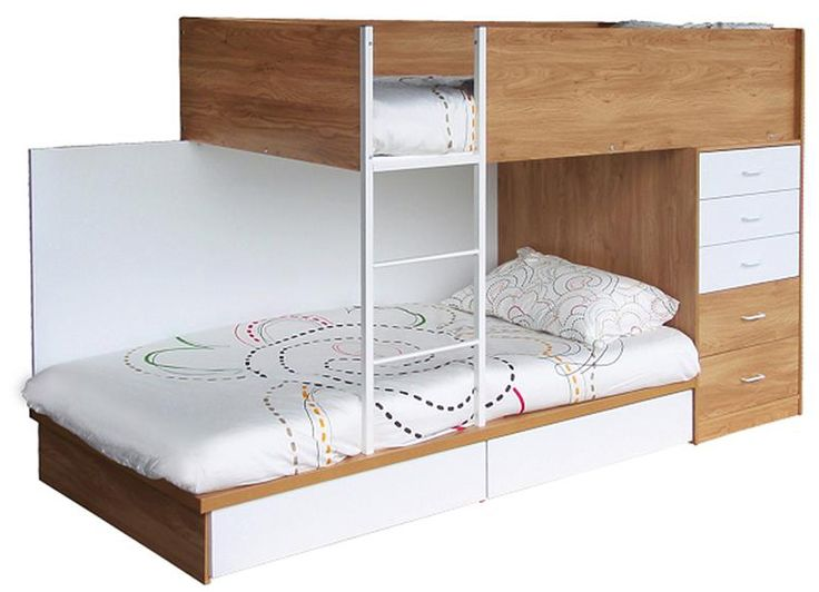 20 best Bunk beds for small rooms images on Pinterest