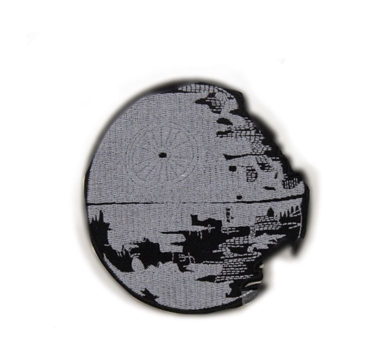 Star wars patch Death Star II patch logo patch badge patch Embroidered patch Sew on patch Iron on patch Applique by RockyMonkei on Etsy https://www.etsy.com/listing/279825612/star-wars-patch-death-star-ii-patch-logo