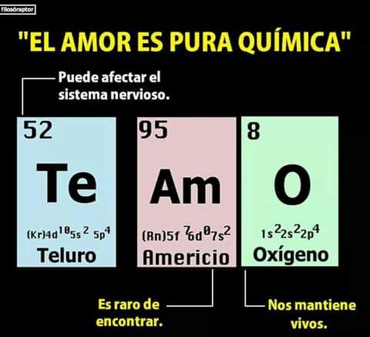 Amor Químico