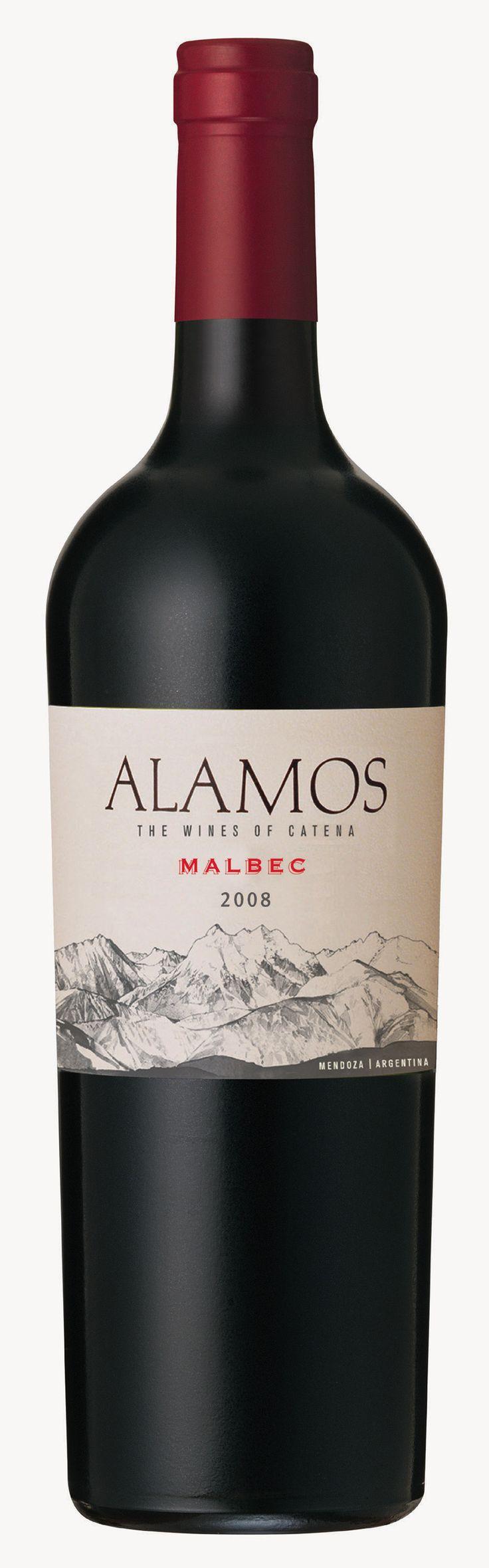 Alamos Malbec, Alamos Winery - Ruta Provincial 92 s/n, Vista Flores, Tunuyán, Mendoza, República Argentina