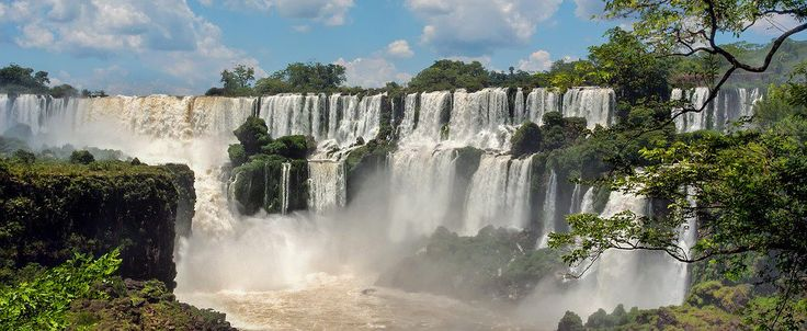 There is more to South America than Brazil and Argentina! We love discovering new and other parts of the world & so do Global Travelers!  More information visit our website: http://www.tickitbookit.com/  #SouthAmerica #Brazil #Argentina #Travelers #AdventureTour