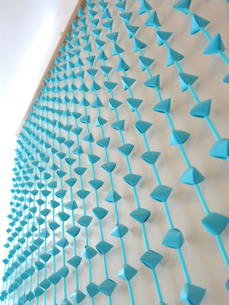 Turquoise blue beaded curtain bedroom brainstorms for Perchas blancas ikea