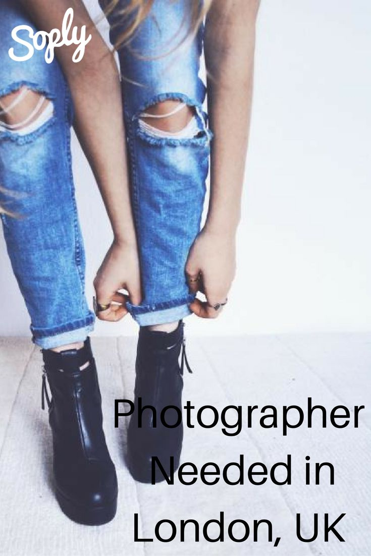 #Fashion #photographer needed for a #blog #photoshoot in #London #UK. See the #photographyjob and apply by clicking the pin!