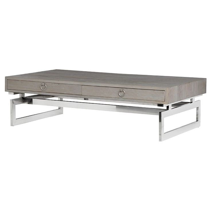 Best Coffee Table With Metal Base Stainless Steel Coffee 400 x 300