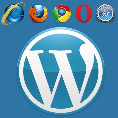 cross browser testing your wordpress site displays