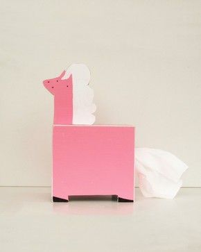 Pony Tissue Holder by SPARKLY PONY