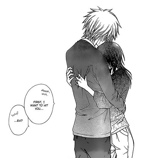 Kaichou wa maid sama kaichou wa maid sama pinterest - Manga couple triste ...