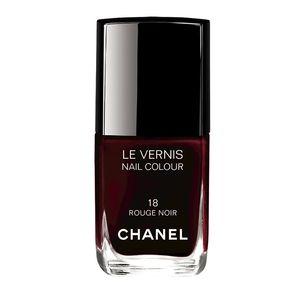 Chanel Rouge Noir Absolument kerst make-up collectie 2015 - Beautyscene