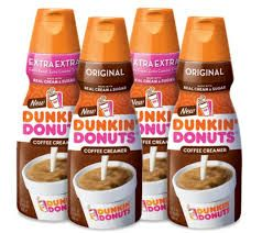 Dunkin Donuts Creamer Only $0.25 at ShopRite (Starting 4/9)