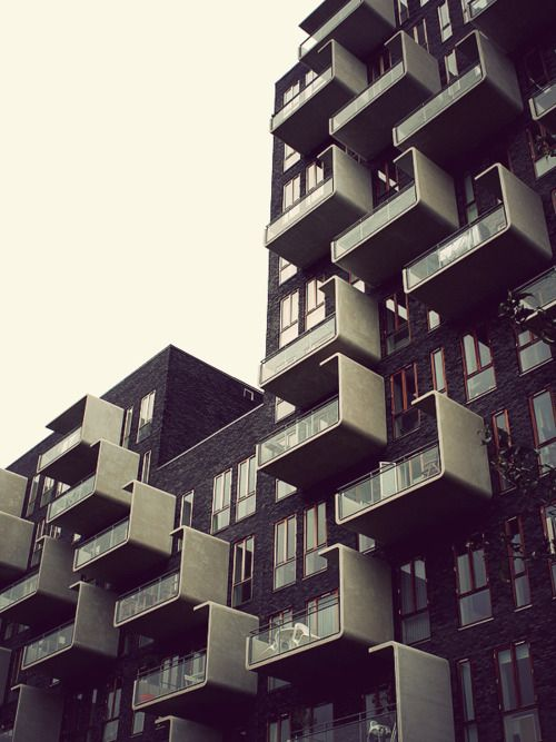 apartment living. #architecture
