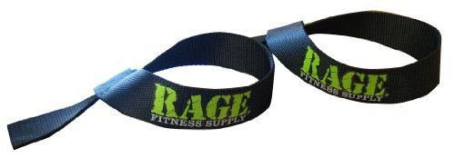 Rage Weight Lifting Straps $7.95 #topseller