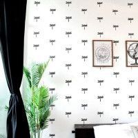 Come decorare pareti con timbro