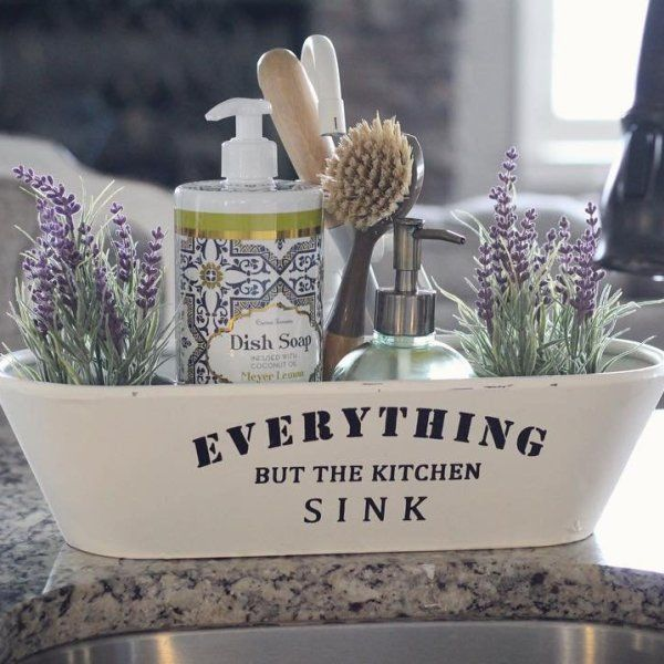 Everything But The Kitchen Sink Tray Kitchen Design Diy Kitchen
