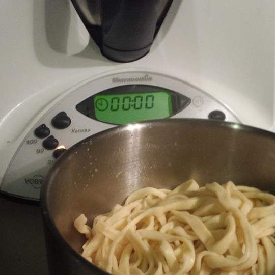 Recipe Pasta Dough by Carly Green the ThermoQueen - Recipe of category Pasta & rice dishes