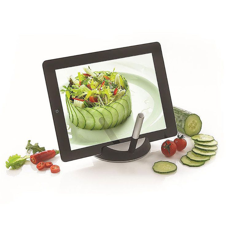 top3 by design - XD Design - chef tablet stand w touchpen