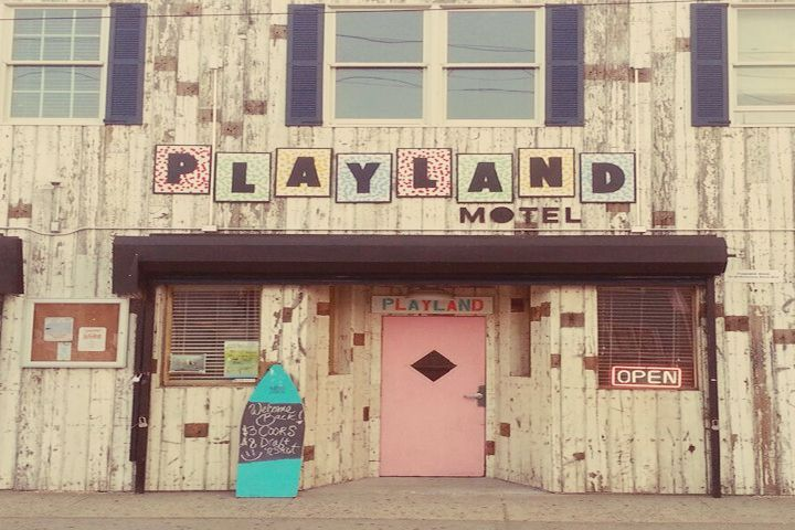 Native New Yorkers are zoning in on a budding little beach community that's re-awakening over at Rockaway Beach, gateway to Queens and home to the legendary old amusement park, Playland, which closed in the 1980s following the neighbourhood's downturn during the 1960s.
