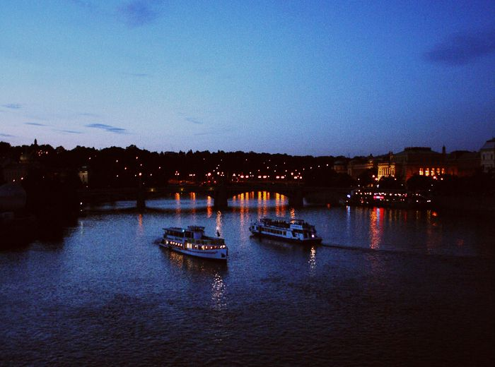 There was once a #poor, #God fearing Jew who lived in the #city of #Prague. One night he dreamt that he should journey to #Vienna. There, at the base of a #bridge leading to the #King's #palace, he would find a buried #treasure .,,,,