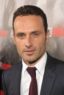 Andrew Lincoln...from love actually to the Walking Dead...he's the man!