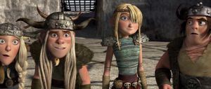 How to Train Your Dragon..Hiccup's annoying friends