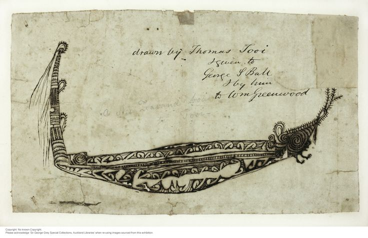 Tooi and Titerree. Māori drawings. 1818. GNZMMS 147. - See more at: http://www.aucklandcity.govt.nz/dbtw-wpd/virt-exhib/Manatunga/TeReo19thcentury.htm#null