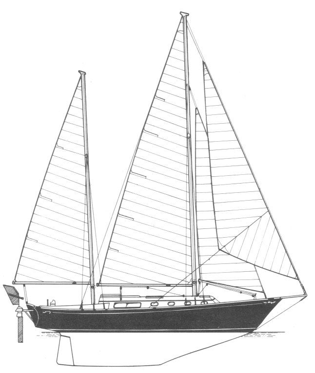 Shannon 38 Sailboat Design | Used Boats for Sale Ontario