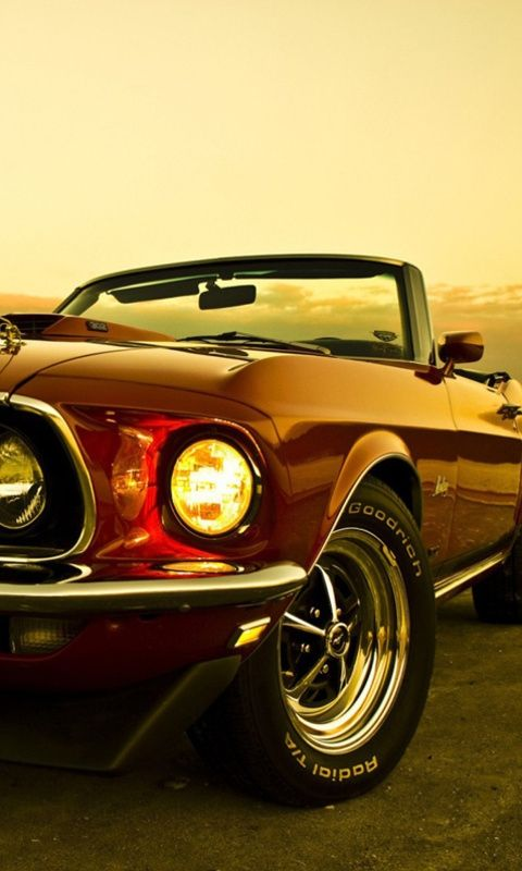 Mustang road trip #AdditionElleOntheRoad