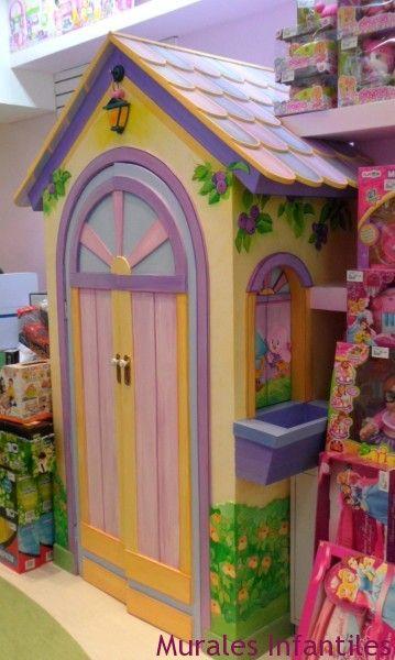 Decoracion Tienda De Ropa Ni?os ~ cc 80 Decoraci?n de provador de ropa para tienda infantil jpg (359