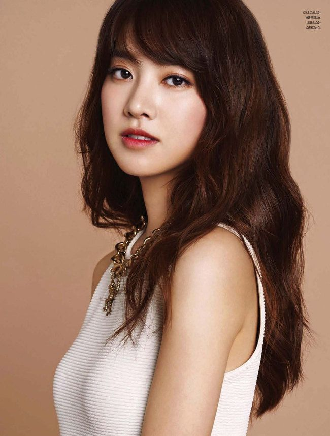 Yeap, Jin Se-Yeon 진세연 yeppeo! #cute #goddess