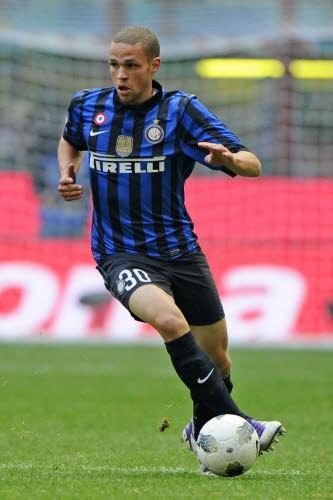 Luc Castaignos on Inter Milan