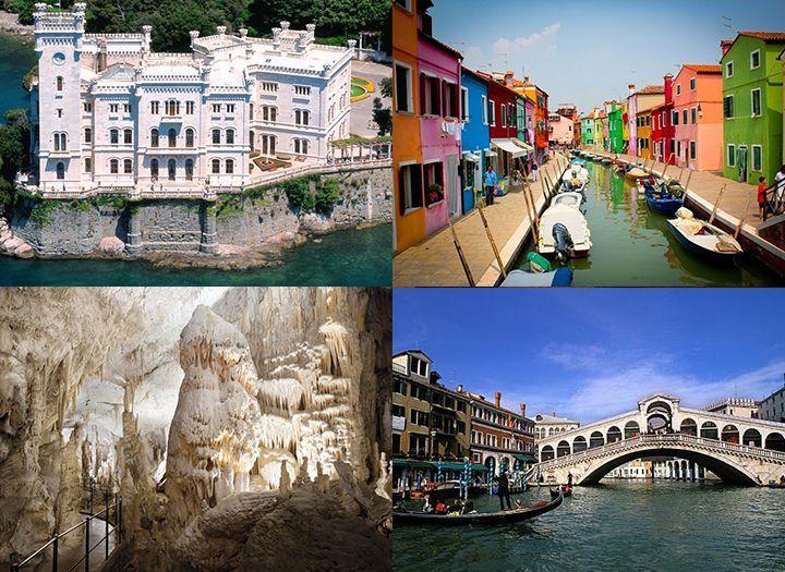 Mai utazás Belföld Kupon - 31% kedvezménnyel - Mai utazás Belföld - Őszi napsütés Velencében, a gondolák és lagúnák városában, a Miramare kastély és a postojnai Barlang felkeresésével. 3 nap 2 éjszaka *** szállodában egy főnek félpanzióval 57.990 Ft helyett 39.990 Ft. Most fizetendő 4.000 Ft..
