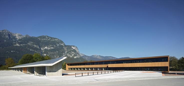 BDA Preis Bayern 2013 > Ökologische Konzeption: Finanzamt Garmisch-Partenkirche… – andreaskopp