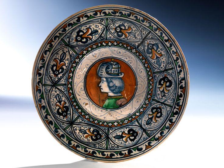 159 best majolica images on pinterest renaissance 16th century and ceramic art. Black Bedroom Furniture Sets. Home Design Ideas