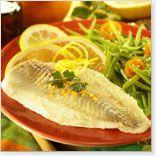 Filet d'aiglefin et sa marinade aux agrumes