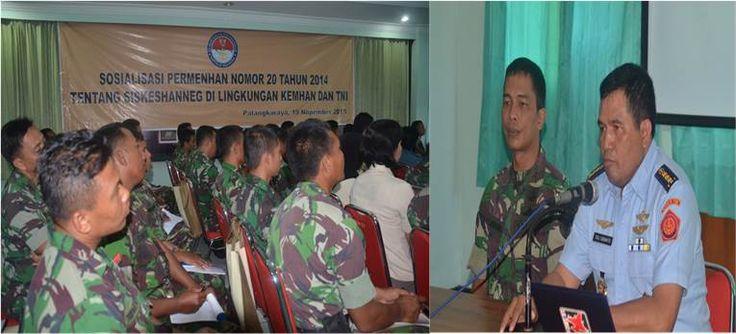 Foto : doc. Penerangan Korem 102/Pjg