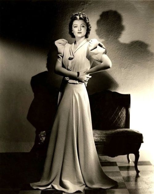 Myrna Loy - George Hurrell (1938)