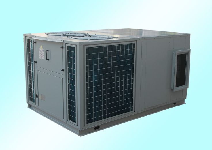 floor standing packaged type tent airconditioner