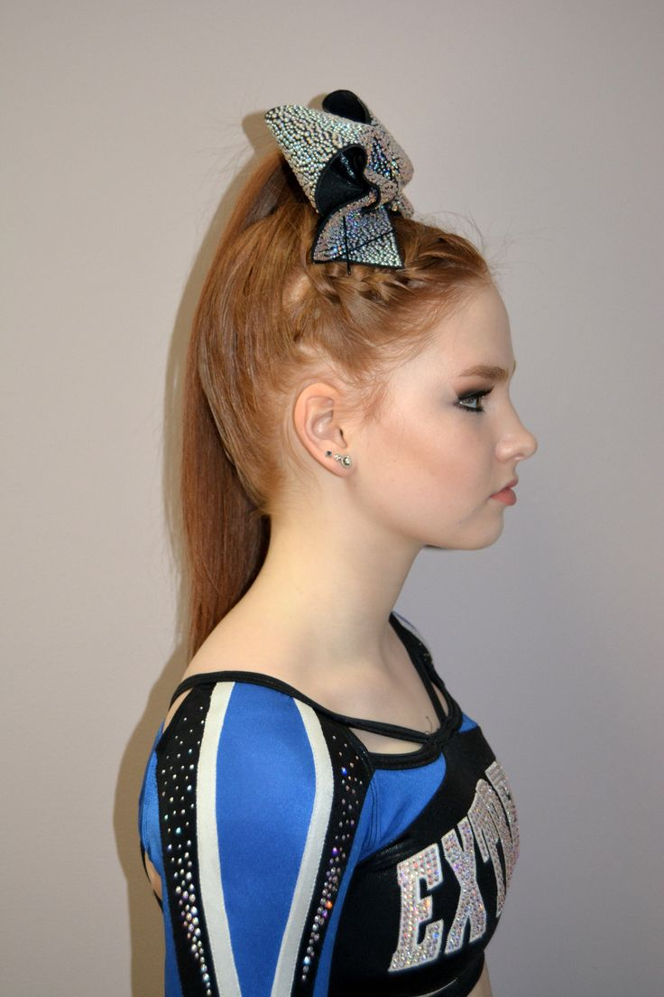 22 best Cheer Makeup and Hair images on Pinterest | Cheer ...