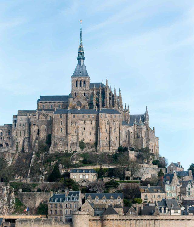 A visit to Mont Saint-Michel, France