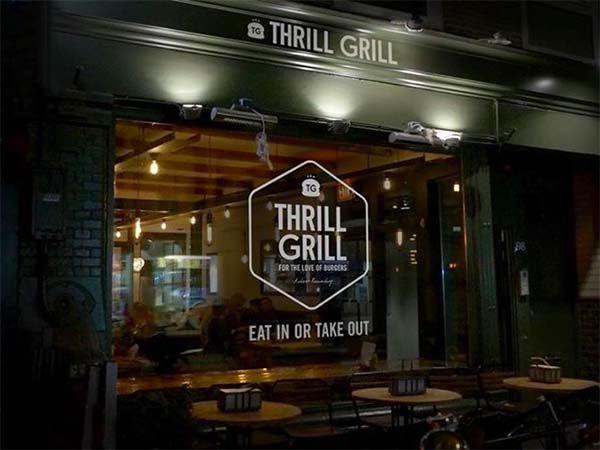 Thrill Grill Amsterdam - Gerard Douwstraat