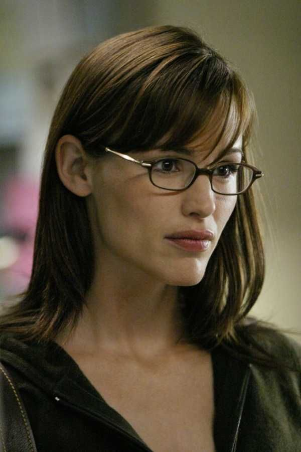 Jennifer Garner as Sydney Bristow on Alias