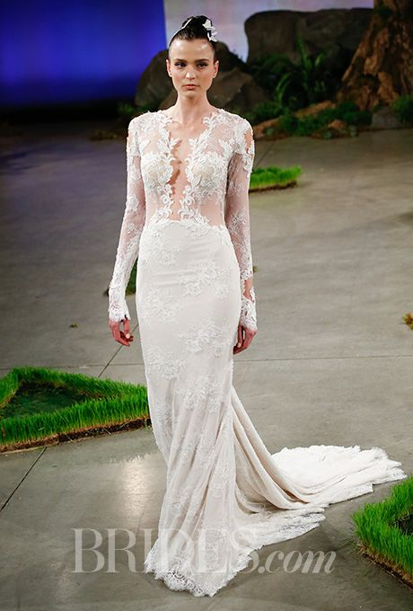 140 best Ines Di Santo Spring 2017 Bridal Collection images on ...