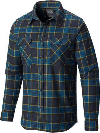 Mountain Hardwear Men's Stretchstone Flannel Shirt