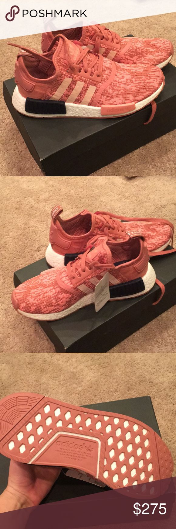 Limited Edition Adidas NMD_R1 W Women's size 7. Brand new, in box with tags. Accepting reasonable offers adidas Shoes Athletic Shoes