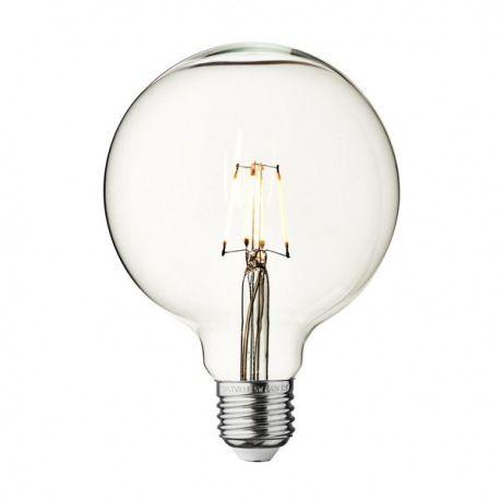 Luxury Vintage LED Edison Bulb Old Filament Lamp W E Globe G These bulbs utilise eco