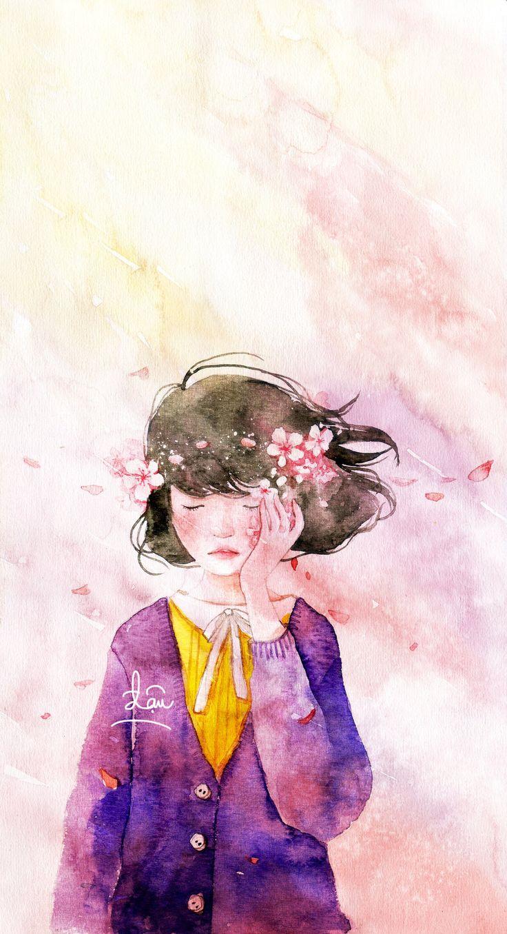 Hirari hirari by Cowpea.deviantart.com on @deviantART