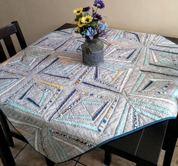 INDUSTRIAL TABLECLOTH Clearance Hand Quilted Quilt Top
