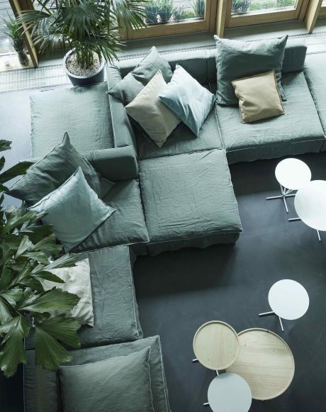 Take nine: furniture landscapes