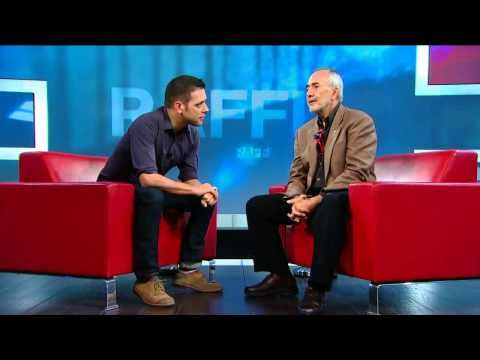 Raffi On George Stroumboulopoulos Tonight: INTERVIEW - YouTube