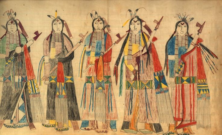 indian kiowa paper research Your source for indian research  search native american nations new at na nations  treaty with the comanche, kiowa, and apache, july 27,.